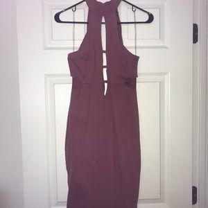 Pink Mauve Dress